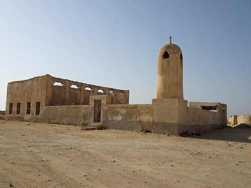 Al Jemail deserted village