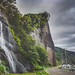 The Criff and the Waterfall by moaan