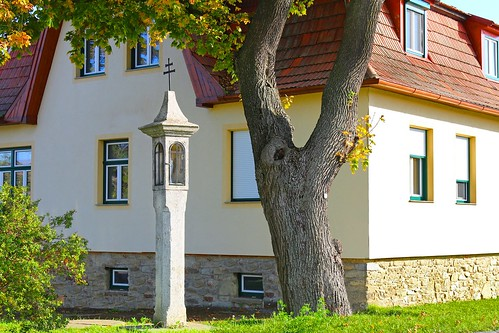 Wartberg. Solerer-Kreuz, 1677 - Barock