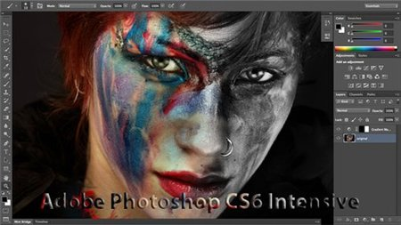 84Adobe Photoshop CS6 Intensive
