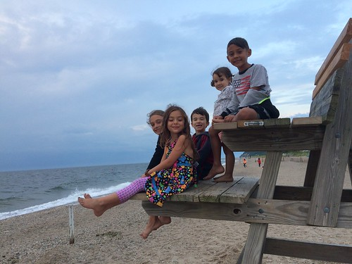 Beach Playdate- August 2017