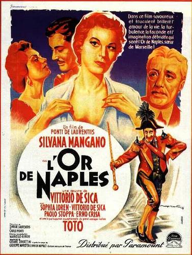 L'Oro di Napoli - Poster 2