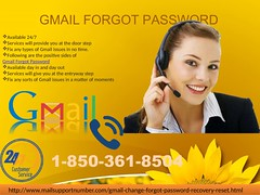 Will Gmail Forgot Password really beneficial for me? @1-850-361-8504