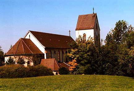 Eglise St Georges, Bartenheim