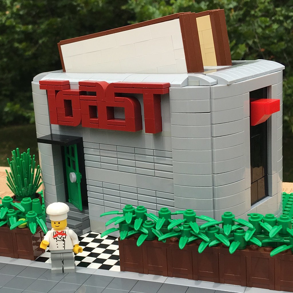 MOC: Pop up Restuarant
