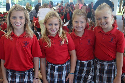 2017 Back to School at Christ the King Catholic School