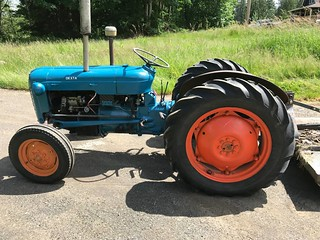 The Fordson Tractor Pages Forum • View topic - My First Tractor