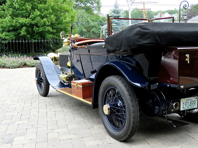 1914 Rolls Royce Silver Ghost Misselwood 31