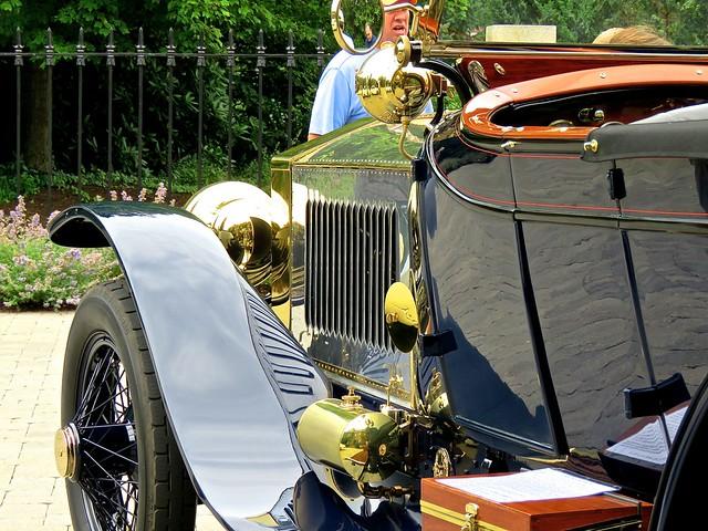 1914 Rolls Royce Silver Ghost Misselwood 27