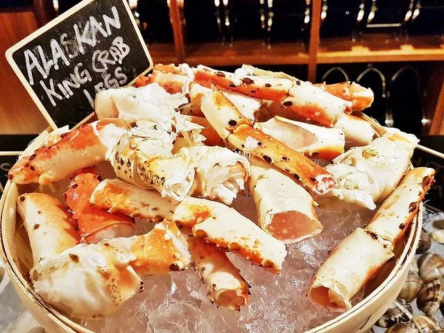 Fresh Alaskan King Crab Legs