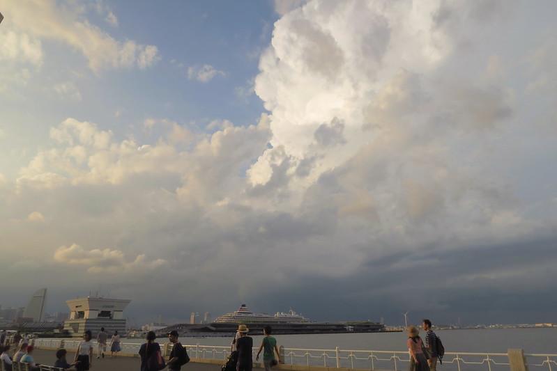 鎌倉スワニーさんへ!〜対岸の雷day