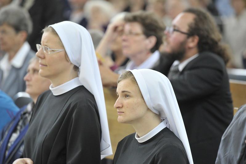 IV Ogólnopolska Pielgrzymka Czcicieli Bożego Miłosierdzia, 15-lecie Konsekracji Sanktuarium w Łagiewnikach, 20 VIII 2017 r.
