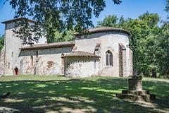01-Eglise du Vieux Lugo - Photo of Belin-Béliet