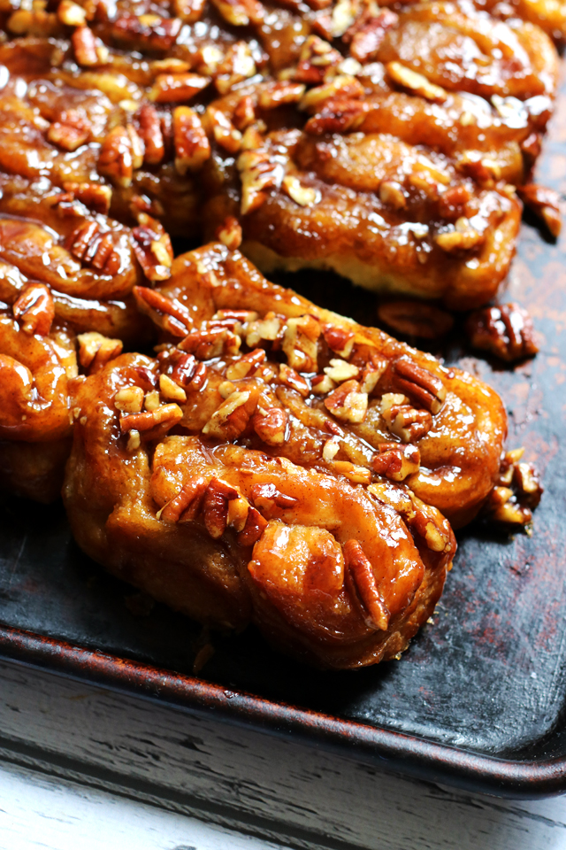 Best Ever Overnight Pecan Caramel Sticky Buns