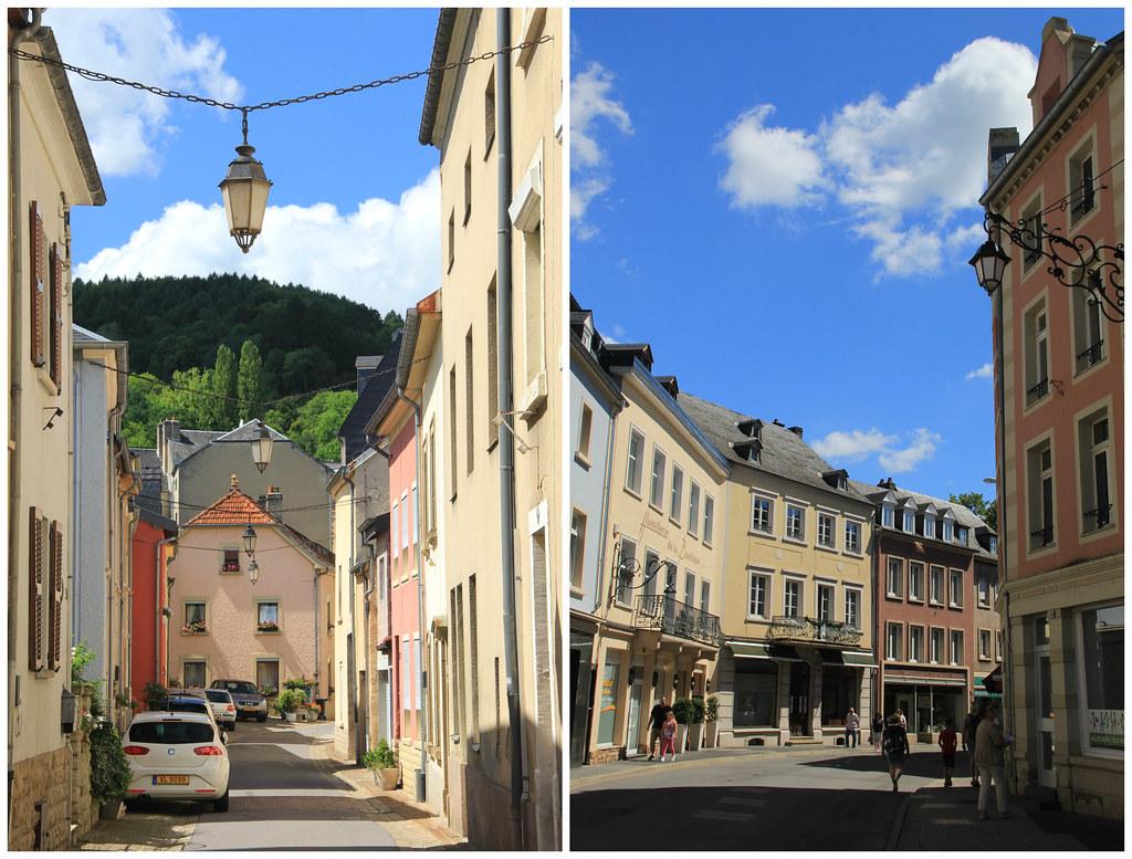 Streets of Echternach
