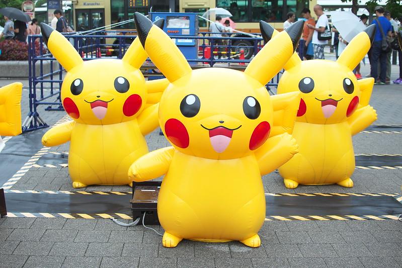 Pokemon GO PARK(ポケモンゴーパーク)
