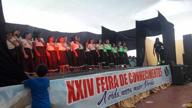 Colégio Manoel Lobo - XXIV Feira de Conhecimentos