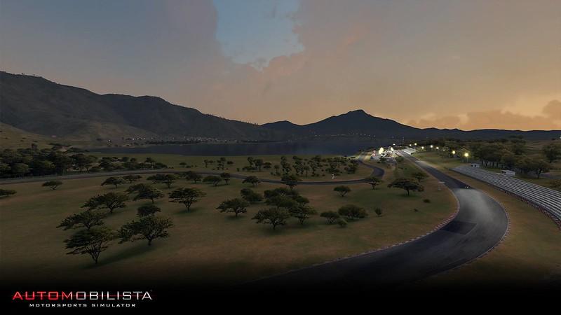 Autodromo de Yahuarcocha - Ibarra Track Released