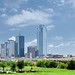 Downtown Dallas Panoramic
