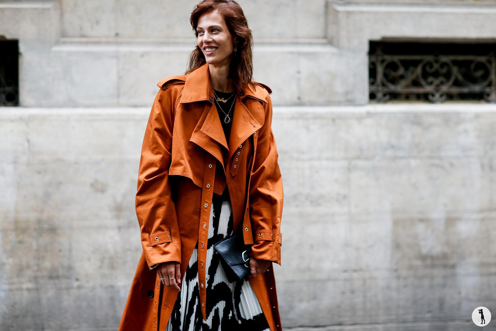 Aymeline Valade - Paris Fashion Week Haute Couture FW17-18 (6)