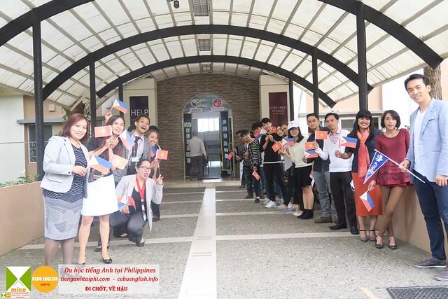Trường HELP, Cơ sở Longlong - Baguio