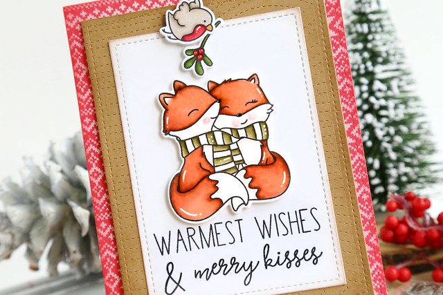 warmest wishes & merry kisses (Neat and Tangled release week)