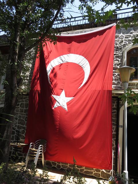 Turkish Flag, Canon POWERSHOT SX700 HS