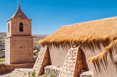 old church - Tocono, Chile