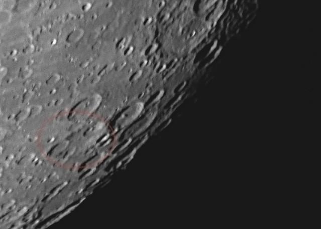 HOMMEL crater