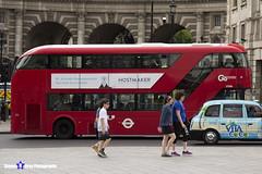Wrightbus NRM NBFL - LTZ 1306 - LT306 - Go Ahead London - London 2017 - Steven Gray - IMG_0446