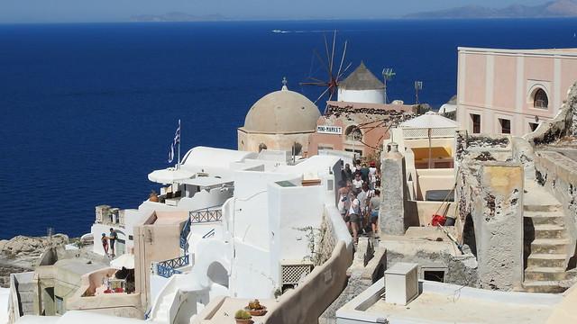 September 5 Tuesday (Santorini)