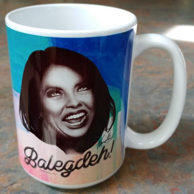 Balegdeh! mug by Nordacious