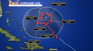 Hurricane Jose's path: What you should know