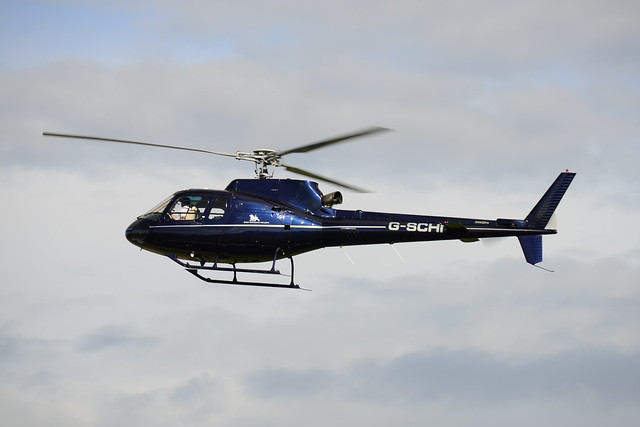 G-SCHI AS350B2 Ecureuil