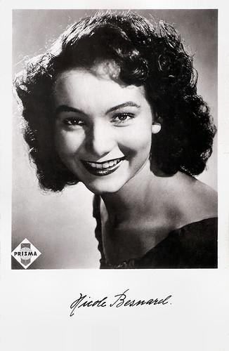 Nicole Besnard (1928-2017)