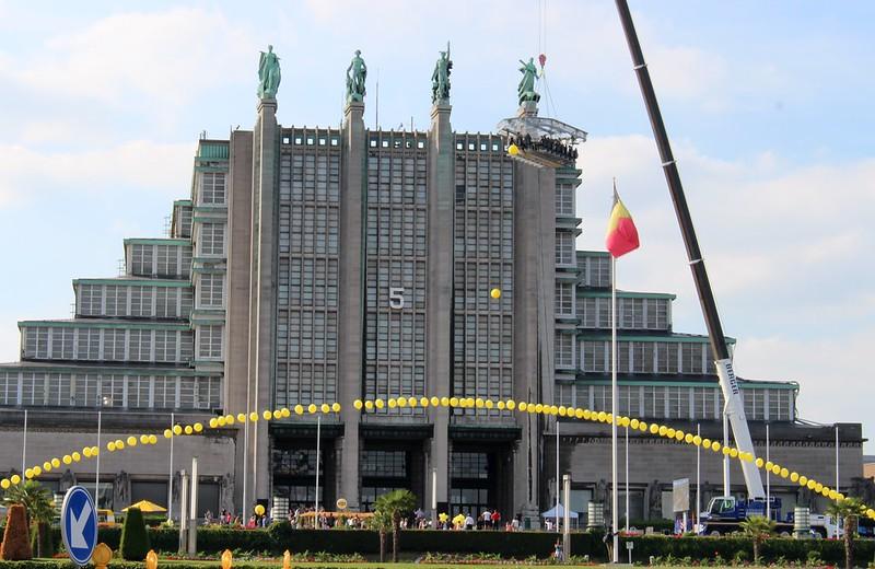 Brussels: reality TV show in progress?