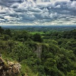 Ebbor Gorge Lookout, Somerset