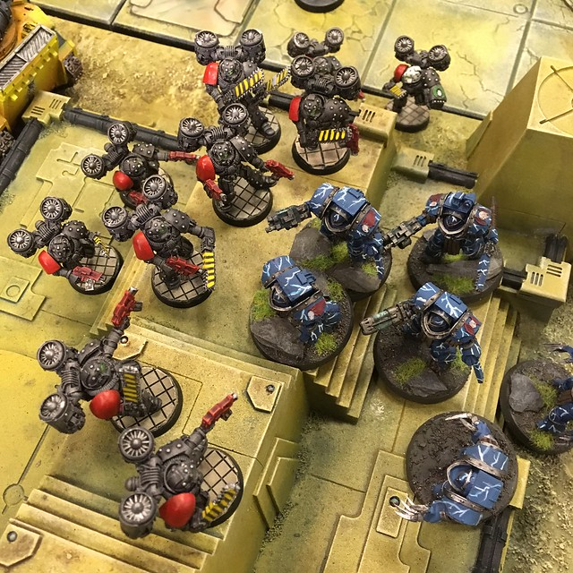 Medal of Colors Horus Heresy 2017-08-05 15.16.39