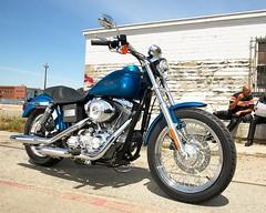 Harley-Davidson 1450 DYNA SUPER GLIDE CUSTOM FXDC 2005 - 10