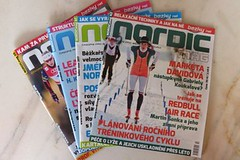 Získejte výhodně předplatné Nordic magazínu na OlfinCar Orlický Rollerski Cupu!