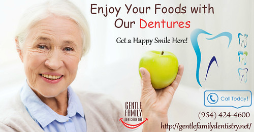 Complete Dentures Services in Plantation, FL