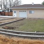 Backyard Concrete In Woodland