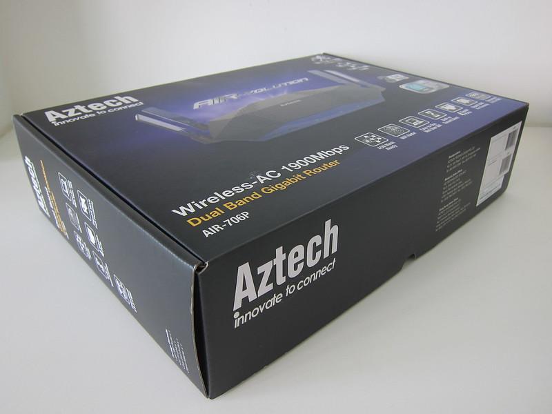 Aztech AIR-706P - Box