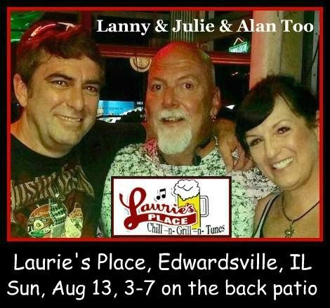 Lanny & Julie & Alan Too 8-13-17