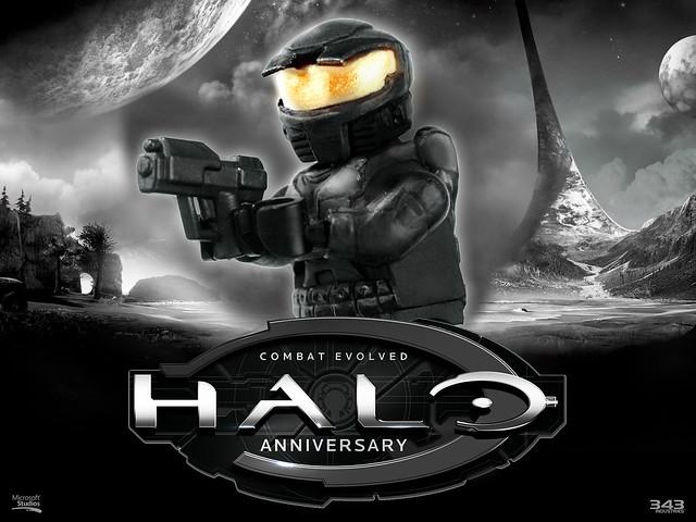 LEGO Halo : Combat Evolved Master Chief