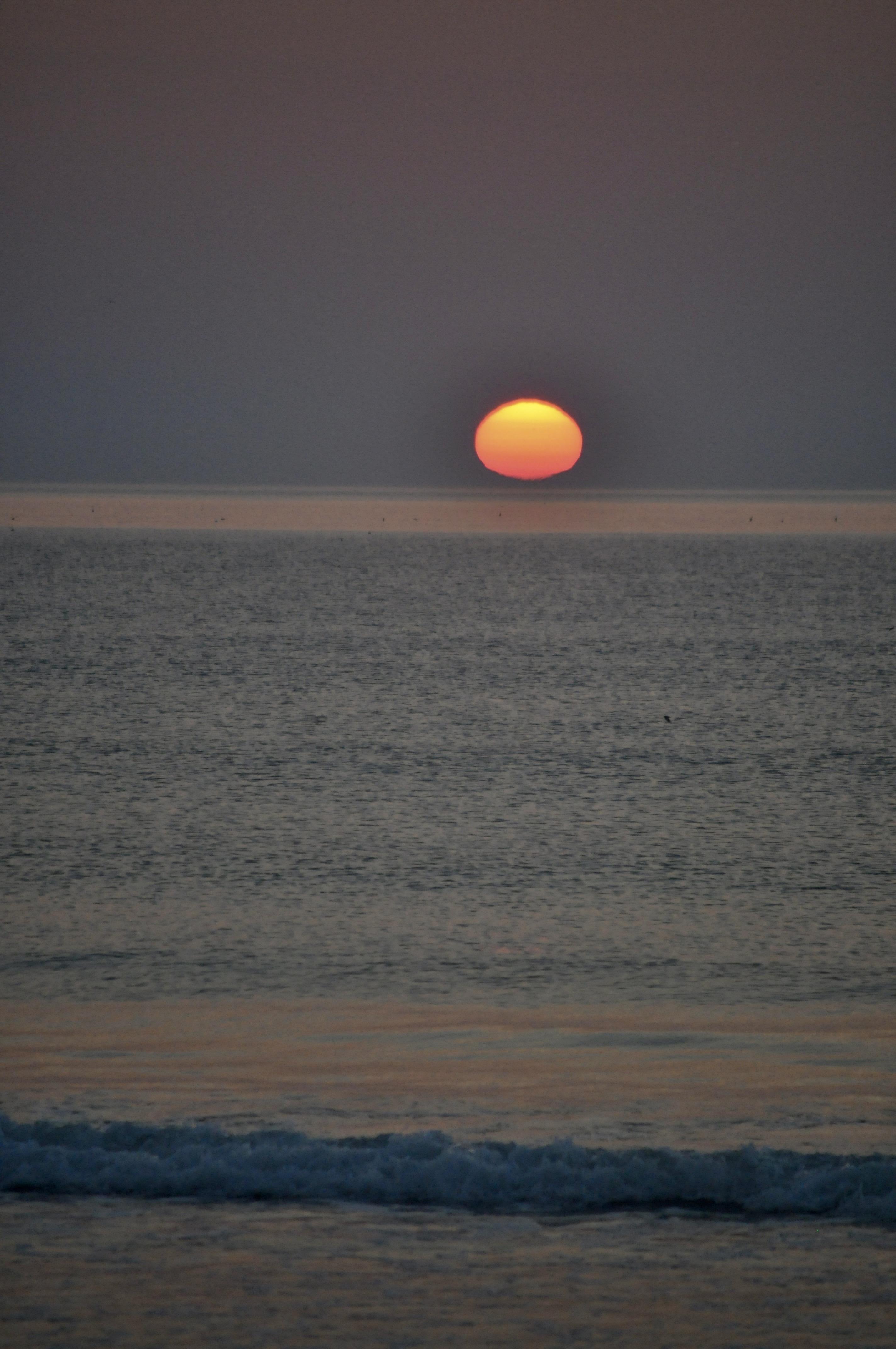 2017-08-21 - Salisubry Beach Sunrise