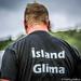 Icelandic Wrestler