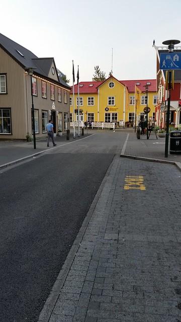 Iceland's Oldest Street
