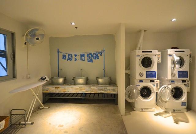 lub d phuket patong laundry area