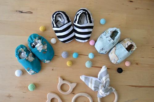 taller sabatetes bebe